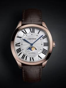 Replicas Relojes Cartier Drive de Cartier Extra-Flat, oro blanco