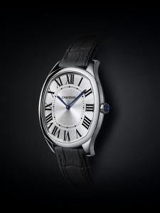 Replicas Relojes Cartier Drive de Cartier Luna Fases oro rosa